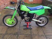 kx 80 1984 / 85 evo