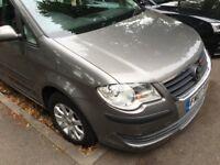 VW Touran 1.9 tdi 1.6 fsi breaking 2004-2010 engine gearbox bumper door mirror wing slam panel rad