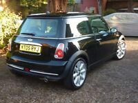 2005 Mini One 3-Door Hatchback 54,500 miles Manual 1.6 Petrol, excellent mechanically and body
