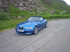BMW Z3 2.2 M Sport Roadster. Full service history and in lovely condition