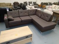 This Leather Corner Is Only £400. Retails At £850. Brand New And Can Deliver. Only 1 Available