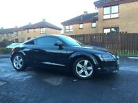 AUDI TT 2.0TFSI LOW MILES, FULL HISTORY , NEW MOT