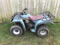 Yamaha Timberwolf, farm quad.