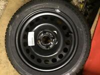 Vouxhall Corsa brand new tire spare