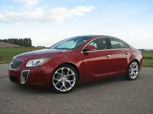 2013 Buick Regal GS TURBO  Sport/Luxury Sedan