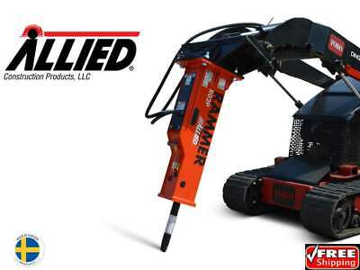 Big Dave Deal Allied R02p Hydraulic Hammer For Mini Loader