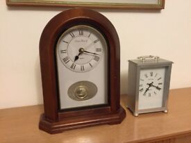Antique clock - 2 fully working clocks- perfect condition