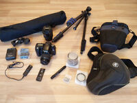 Samsung GX 10, lenses and accessories