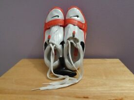 Nike Sprinting spikes UK size 4