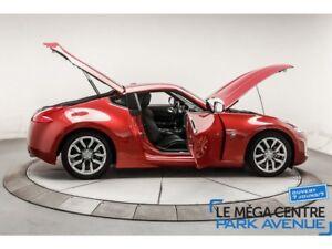 2013 Nissan 370Z TOURING, CUIR, BAS MILEAGE, BANCS CHAUFFANT