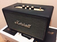 Marshall Acton Speaker with Bluetooth ( Birthday gift but I don't need)