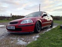 Honda Civic 1.6 VTEC - Low Mileage!