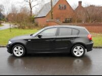 BMW 1 SERIES ,AUTOMATIC ,GOOD CONDITION