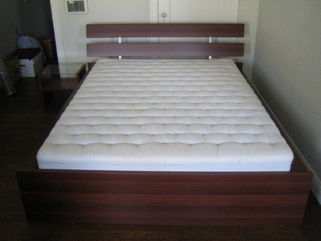 Ikea Hopen European King Size Bed Frame 160x200 In Shawlands