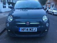 Fiat 500 Twin-Air Sport Turbo leather & electric sunroof