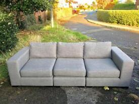 Brand New Made Mortimer Sectional Sofa