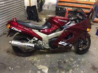 Kawasaki ZZR1100 spares or repair