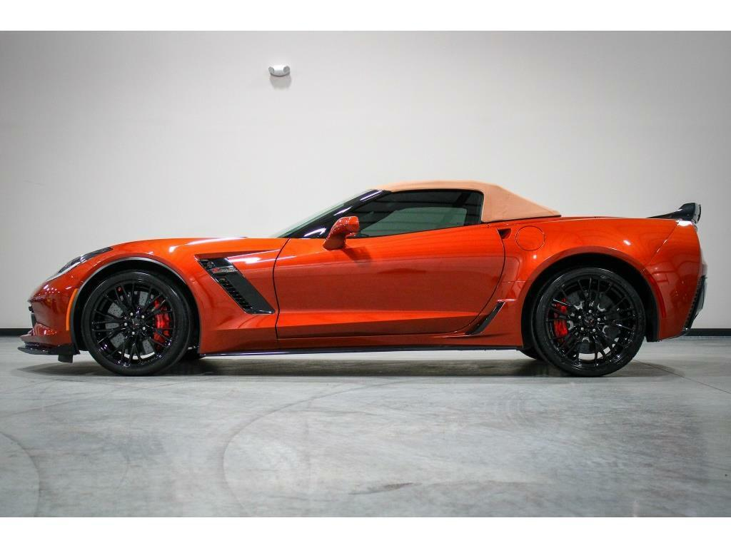 2016 Daytona Sunrise Chevrolet Corvette Z06 3LZ | C7 Corvette Photo 2