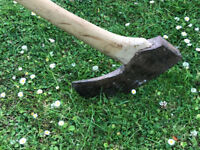 full size foresters axe