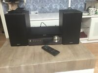 Sony audio cd/radio stereo