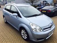 Toyota Corolla Verso 7 seater,only 89k miles,Service history,1 owner
