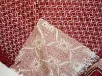 Beautiful handloom bedsheet with covers from India