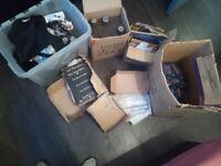 joblot bundle of bankrupt stock plus some clothes