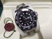 Men's Rolex GMT II Swiss ETA 2836