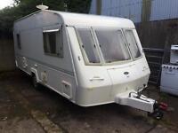 Crown Sceptre 5 berth caravan