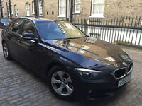 2012 12 BMW 3 Series 2.0 320d EfficientDynamics BluePerformance 4dr