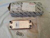 Vaillant DHW heat exchanger 12 plate 065088 / 065071