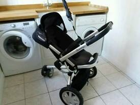 Quinny buzz 3 in rocking black