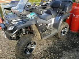 800 cc quad surplus to requirements