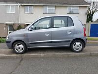 HYUNDAI AMICA 1.1 CDX 5DR, ONE YEAR MOT NICE LOVELY CAR LOW MILEAGE 48000