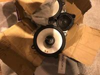 """Infinite 51/2"""" loud speakers"""