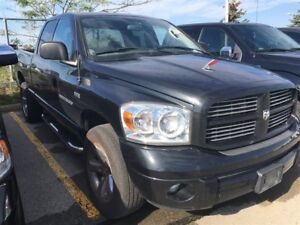 2007 Dodge Ram 1500 SLT/TRX4 Off Road/Sport