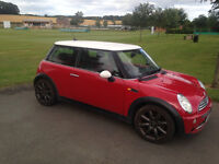 2005 Mini Cooper 1.6 s long m-o-t,gearbox rebuild not long a go ideal car £1575 ovno