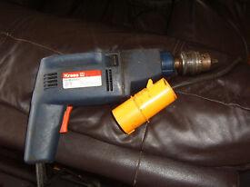 110 volt KRESS hammer drill