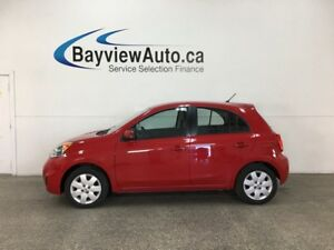 2015 Nissan Micra SV - A/C! CRUISE! BLUETOOTH! PWR GROUP!