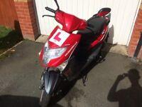 Lexmoto fm50 50cc moped