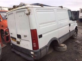 Ford Iveco Daily - Parts Available