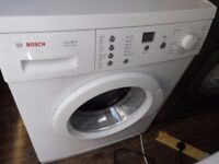 bosch quality washing machine in spotless condition and perfect order,cost £499 not very old.