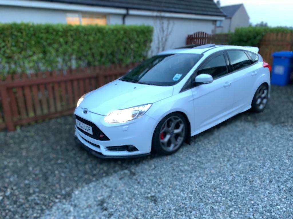Mk3 Ford Focus ST3 , rare spec low miles , stratified tuned | in Stornoway,  Na H-Eileanan an Iar | Gumtree