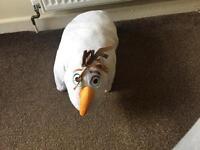 Olaf pet pillow
