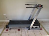 Carl Lewis Easy-up Smart Computer treadmill