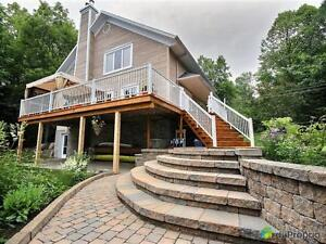 789 000$ - Maison à un étage et demi à vendre à Ferme-Neuve