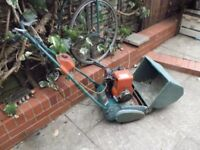 suffolk punch 30 lawnmower spares or repair