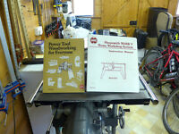 Mark V Shopsmith Woodworking Machine