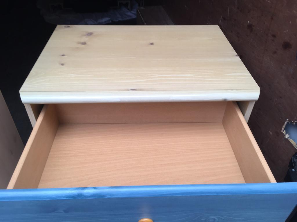 Chest Of Draws In Blue