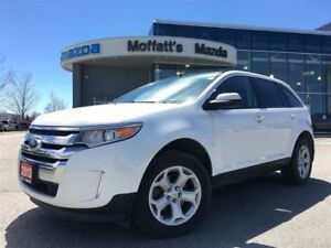 2013 Ford Edge SEL FWD LEATHER, PANORAMIC SUNROOF, HEATED SEATS